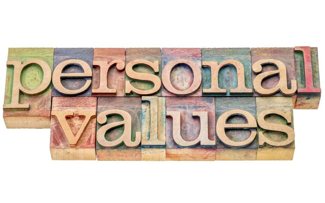 Does your personality drive your values?