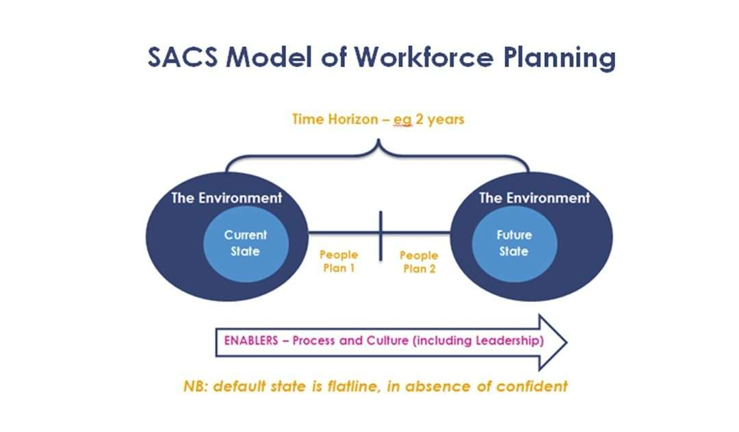 Five Reasons Many Workforce Planning Efforts Fail - SACS