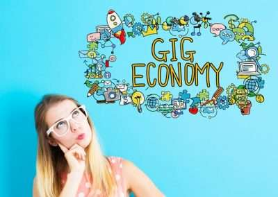 The myth of the gig economy