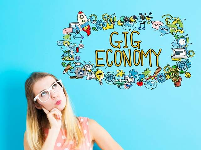 The myth of the gig economy