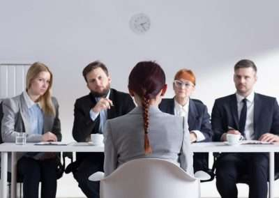 The interview. Institutional discrimination against introverts