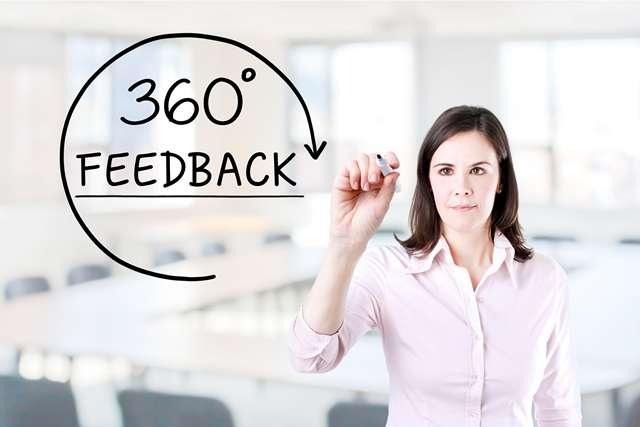 Is 360 degree feedback just a development tool?
