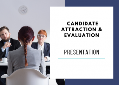 Candidate Attraction & Evaluation techniques for the Disability Sector
