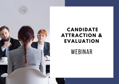 Candidate Attraction & Evaluation For the Disability Sector